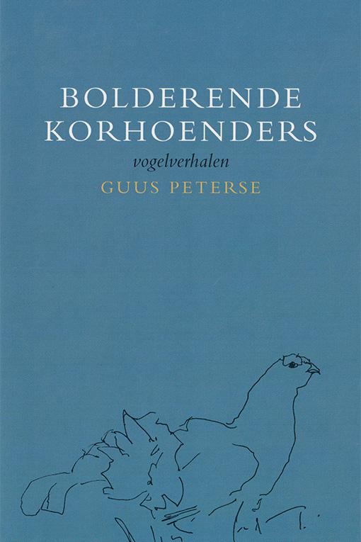 Bolderende Korhoenders Guus Peterse